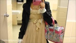 Fall/Winter Fashion OOTD 1-22-11