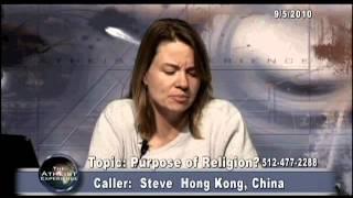 Atheist Experience #673: Purpose of Religion?