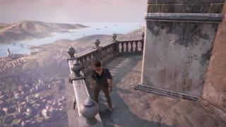 getlinkyoutube.com-Uncharted 4 Крутой момент