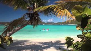 getlinkyoutube.com-Ultra Private Beachfront Estate in St. John, United States Virgin Islands