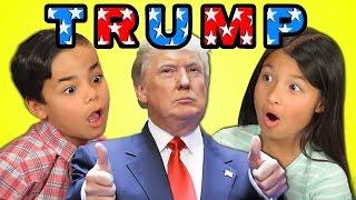 getlinkyoutube.com-KIDS REACT TO DONALD TRUMP