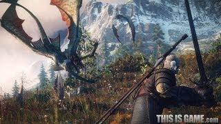 getlinkyoutube.com-더 위쳐 3: 와일드 헌트 E3 2014 플레이영상