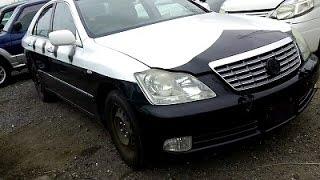 getlinkyoutube.com-廃車のパトカー(トヨタクラウン)Japanese Police Car(TOYOTA CROWN)