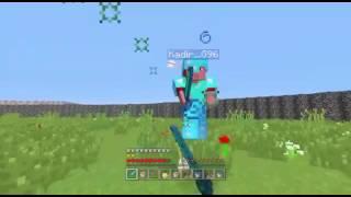 Minecraft PvP Montage -