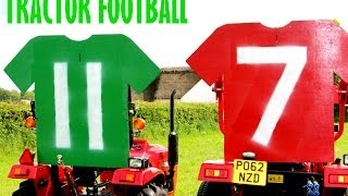 SIROMER TRACTOR WORLD CUP - ENG vs GER