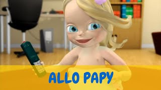 getlinkyoutube.com-Bébé Lilly - Allo Papy