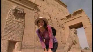 getlinkyoutube.com-The Temple of Isis Egyptian Goddess, Egypt by Asiatravel.com