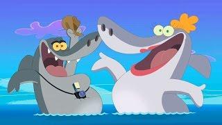 getlinkyoutube.com-Zig & Sharko - SHARKO AND HIS FOLKS (S01E50) _ Full Episode in HD