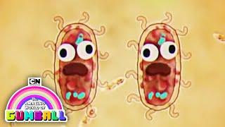 getlinkyoutube.com-Mooning the Sun | The Amazing World of Gumball | Cartoon Network