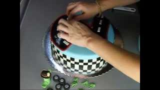 getlinkyoutube.com-Torta sa auticima - Cars cake.wmv