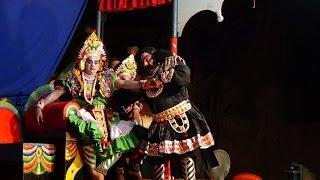 getlinkyoutube.com-Yakshagana -- Krishna Krishna Shri krishna - 9 - Kamsa vadhe
