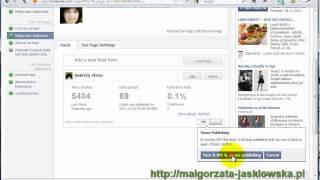 getlinkyoutube.com-Jak połączyć bloga z Facebookiem