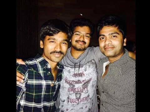 Simbu Hangs Out With Vijay and Dhanush | Simbu new film Promotion | Vijay Next Movies