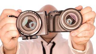 Canon G3X vs Canon EOS M3 - Tubenoob