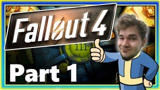 "getlinkyoutube.com-Fallout 4 Gameplay - Part 1 ""The Vault"" (Fallout 4 Lets Play Walkthrough) Ep 1 w/ Xylophoney"