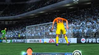 getlinkyoutube.com-ท่าดีใจสวยๆ FIFA ONLINE 3