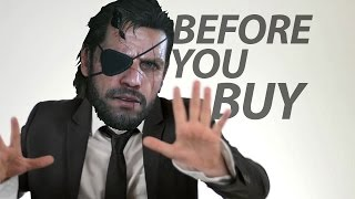getlinkyoutube.com-Metal Gear Solid V The Phantom Pain: Before You Buy