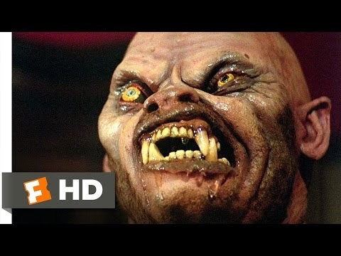 Mutant Nazi Nightmare - An American Werewolf in London (3/10) Movie CLIP (1981) HD