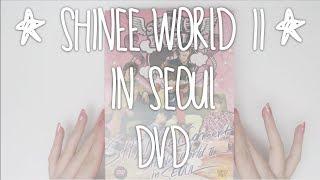 getlinkyoutube.com-Unboxing: SHINee Concert - SHINee World II in Seoul DVD