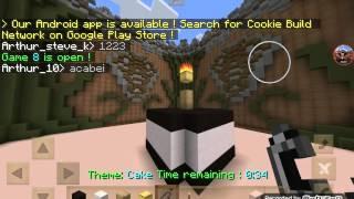getlinkyoutube.com-Minecraft pe build battle bölüm 1