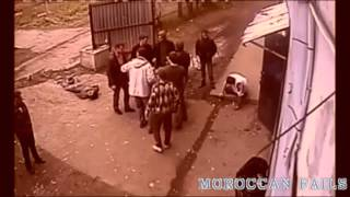 getlinkyoutube.com-Ultimate Street Fight from Russia Epic - Atwel Mtayfa