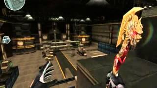 getlinkyoutube.com-Cross Fire CK 2.0 : AK47 Transformer in Zombie ☆