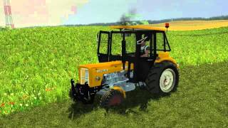getlinkyoutube.com-Farming Simulator 2013 Sianokosy 2014