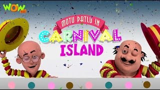 Motu Patlu In Carnival Island | Motu Patlu Movie | WITH ENGLISH, SPANISH & FRENCH SUBTITLES! | Nick