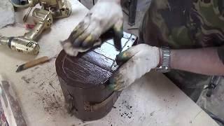 getlinkyoutube.com-КАК СДЕЛАТЬ Сундук из фанеры DIY ,  сундук своими руками-the trunk with their hands