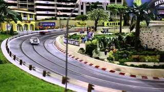 getlinkyoutube.com-BBC Autos  - Neiman Marcus fields a $300,000 slot car track