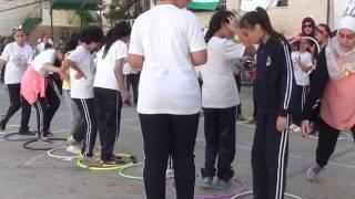 getlinkyoutube.com-مهرجان كرة الطائرة المصعرة مدرسة النجاح Mini Volleyball in Palestine