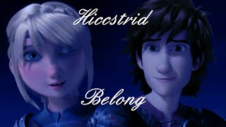 getlinkyoutube.com-Hiccstrid - Belong - RTTE (HTTYD 1/2)
