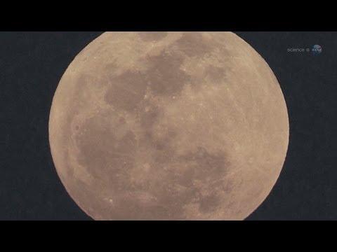 Summer of Super Moons