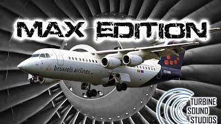 getlinkyoutube.com-TSS - BAE-146 ALF-502 - MAX Edition FSX / P3D