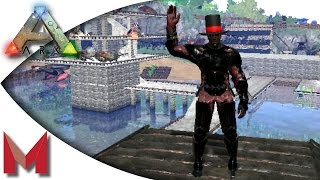 getlinkyoutube.com-ARK: Survival Evolved - Mazionites Unite Patreon Server Tour v2! S3E14 Gameplay