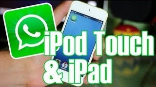 getlinkyoutube.com-[Tutorial Idevice] Como Instalar WhatsApp en Ipod Touch/Ipad [Sin JB/Cydia]
