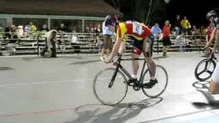 Northbrook velodrome track stand contest (i finshed 6th)