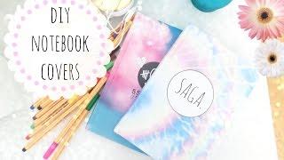 getlinkyoutube.com-❀DIY customized notebook covers❀
