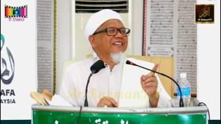 TG Syeikh Ahmad Fahmi Zamzam - Imam Perlu Ikhlas Kerana Allah