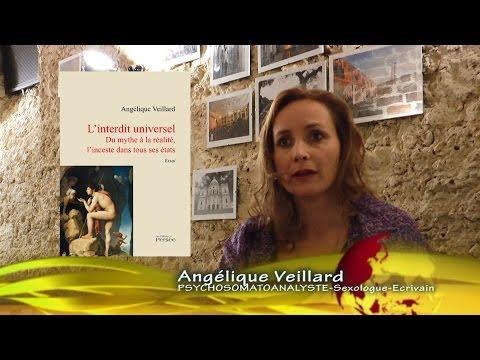 L'inceste, le Tabou qui dérange, Angelique Veillard menacée de mort