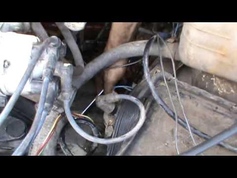 Где пыльник на гранате в GAZ Победа