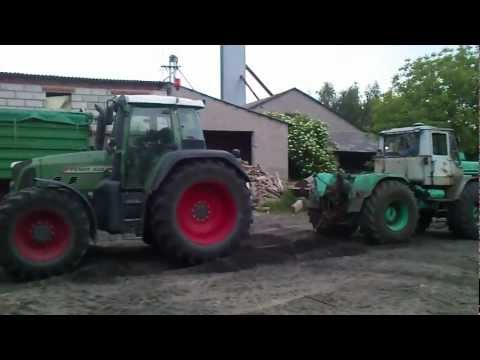 Fendt vs Kiroviec t150k