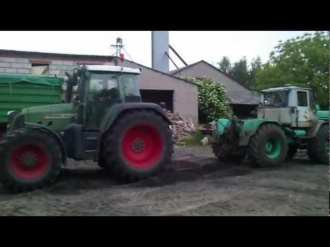 Fendt vs Kiroviec t150k