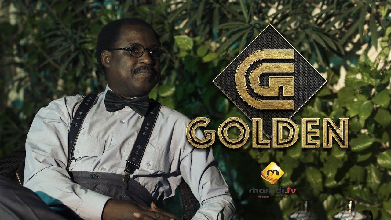 Pod à la rencontre de KADER - GOLDEN