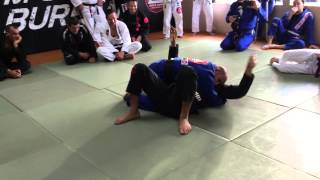 getlinkyoutube.com-Renato Laranja Shows one of his 27 Time World Championship Techniques | LEGACY Burbank BJJ