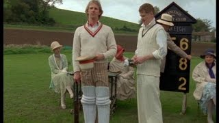 getlinkyoutube.com-The Doctor Plays Cricket - Black Orchid - Doctor Who - BBC