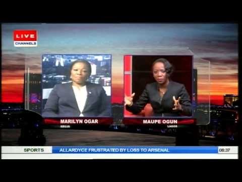 SUNRISE DAILY: Marilyn Ogar Speaks On Nyanya Blast Pt.1