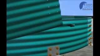 Water Tank Installation by Midfil