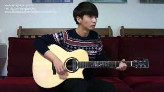 getlinkyoutube.com-(Coldplay) The Scientist - Sungha Jung