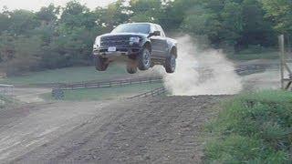 Best Ford Raptor Jump
